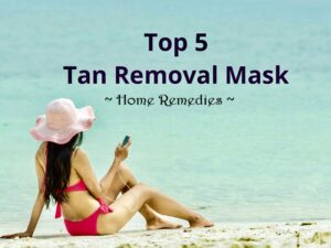 Remove Tan from Skin