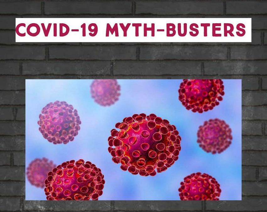 coronavirus myth buster