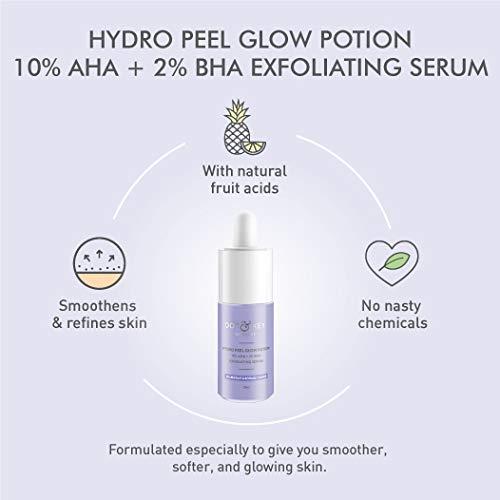 Chemical Peel at Home - Dot & Key Hydro Peel