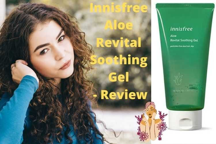 Innisfree Aloe Revital Soothing Gel - Review