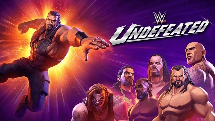 WWE UNDEFEATED MOBILE Game